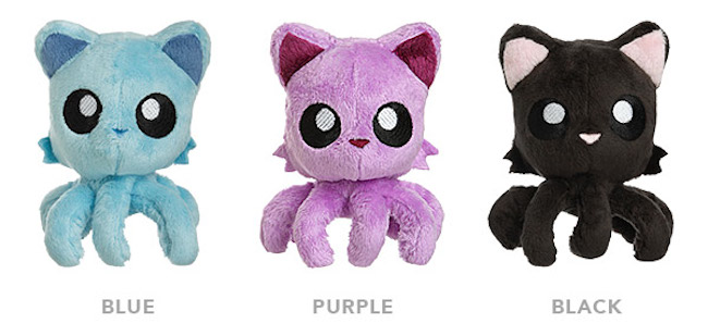 Tentacle Kitty Choices