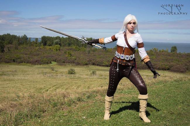 Cosplay Collection Ciri Hailey S