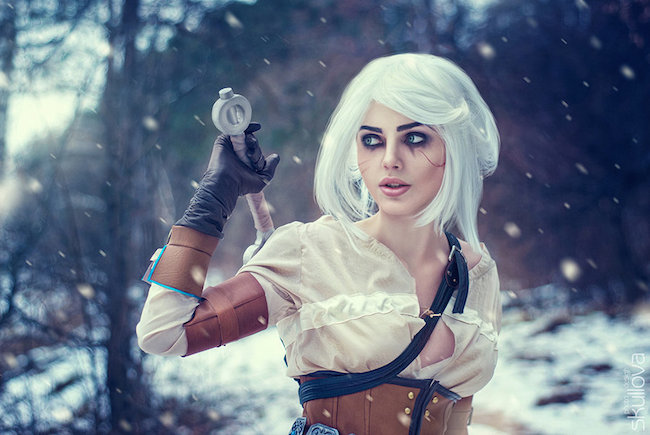 Cosplay Collection Ciri skooomaCat