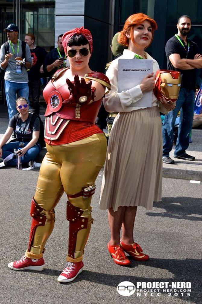 New York Comic Con, NYCC, cosplay, Marvel, DC Comics, cosplayers, 01