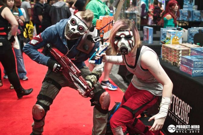 New York Comic Con, awesome, NYCC, cosplay, costuming, reddit1
