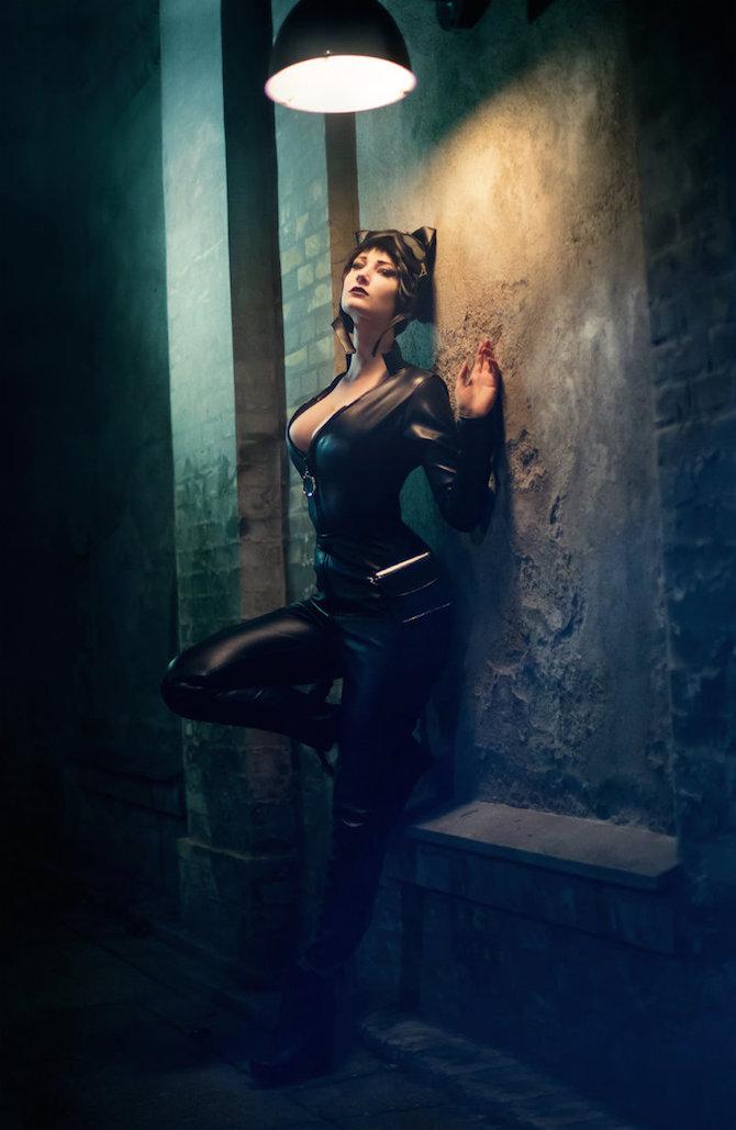 CC Catwoman Kelevar