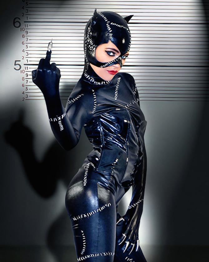 CC Catwoman Th3 Rogue