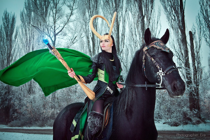 CC Lady Loki Krotouz