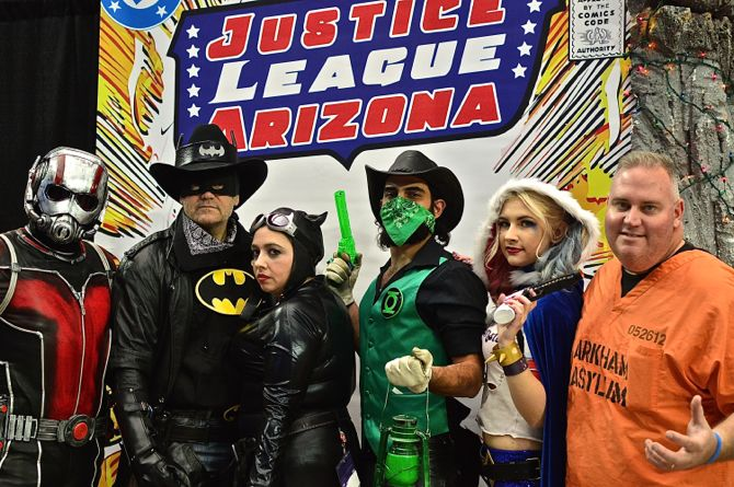 3, Marvel, DC Comics, comics, Justice League Arizona, gaming, cosplay, costuming, cosplayers, over 30 cosplay, Phoenix Comicon Fan Fest, 11