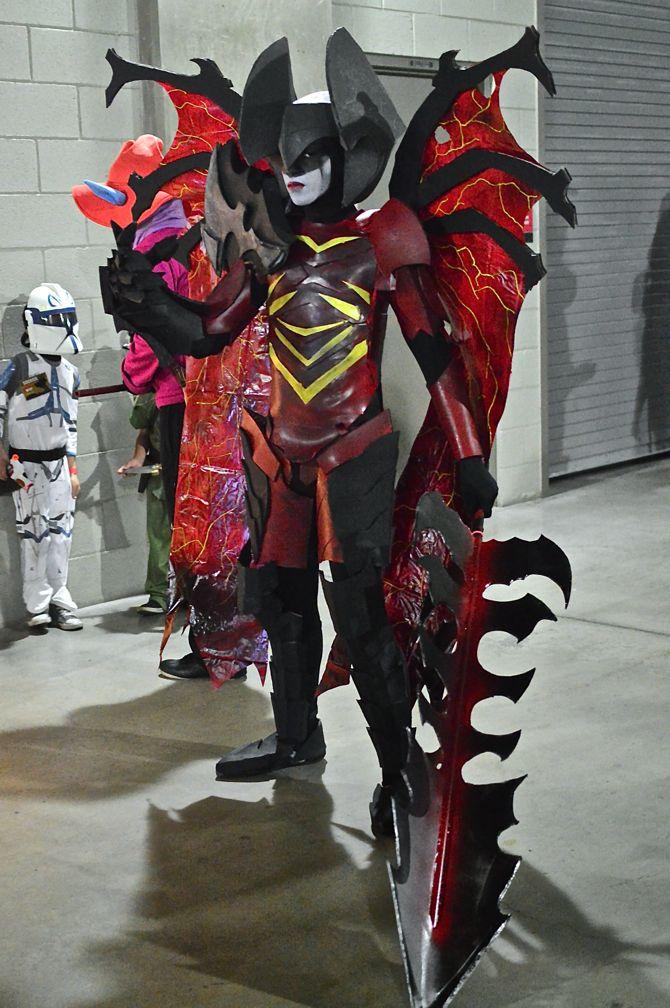 Project-Nerd, Marvel, DC Comics, comics, gaming, cosplay, costuming, cosplayers, over 30 cosplay, Phoenix Comicon Fan Fest, 01