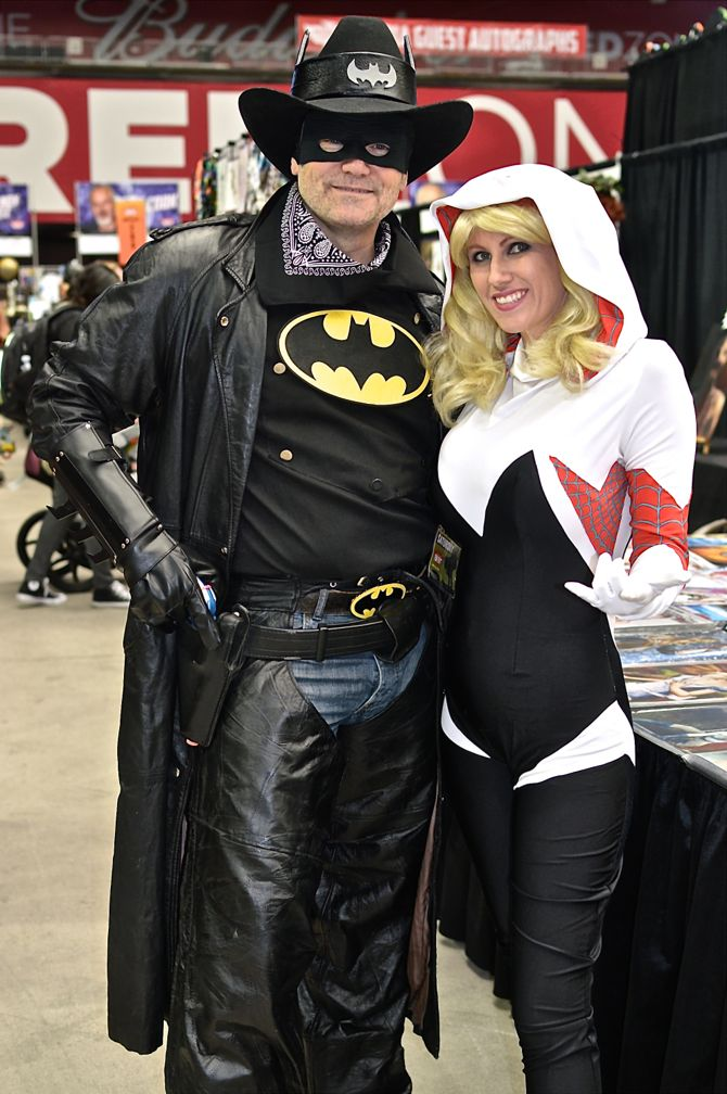 Project-Nerd, Marvel, DC Comics, comics, gaming, cosplay, costuming, cosplayers, over 30 cosplay, Phoenix Comicon Fan Fest, 08