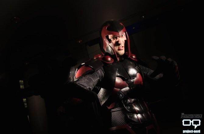 4 Horseman C2E2 Shoot Magneto 2
