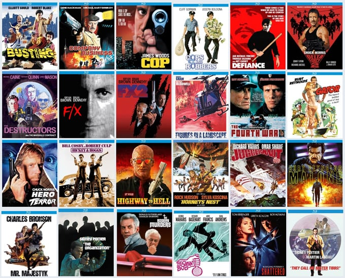 Kino Classics Action