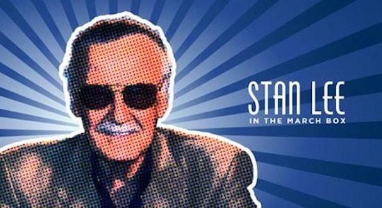Stan Lee Geek Fuel