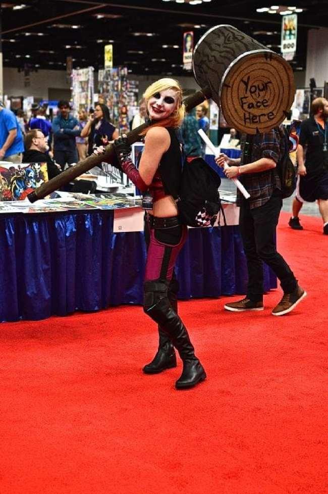Indiana Comic Con, ICC, 1, cosplay, costumer, fun, Avengers, Captain America, DC Comics, Batman, Anime, animecosplay, gaming, Fallout, Joker, Harley Quinn, comics, comicbook19