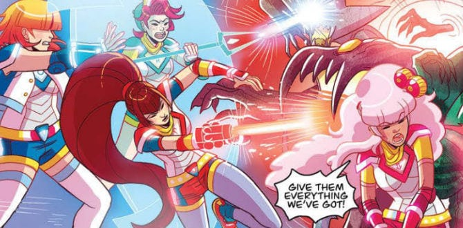 Image result for Zodiac Starforce: By the Power of Astra