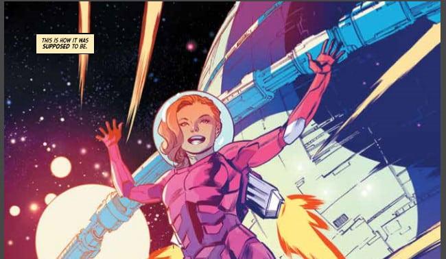 Joyride #4: Space Scene