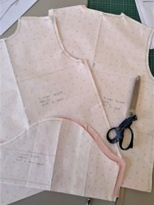 live pattern cutting class