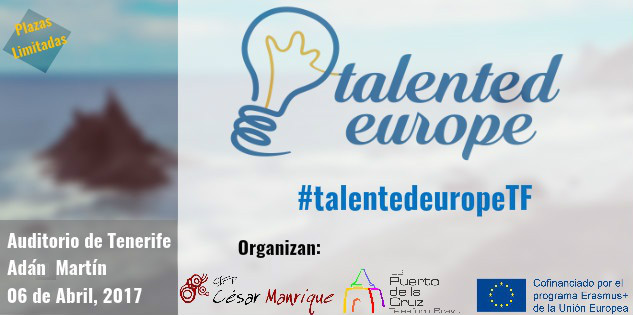 #talentedeuropeTF Multiplier event Talented Europe