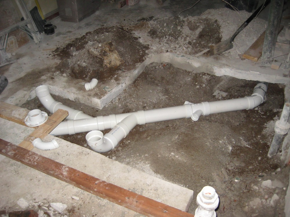 Moving Plumbing In A Slab Foundationnot As Bad As You