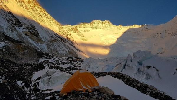 Lhotse, Nepal
