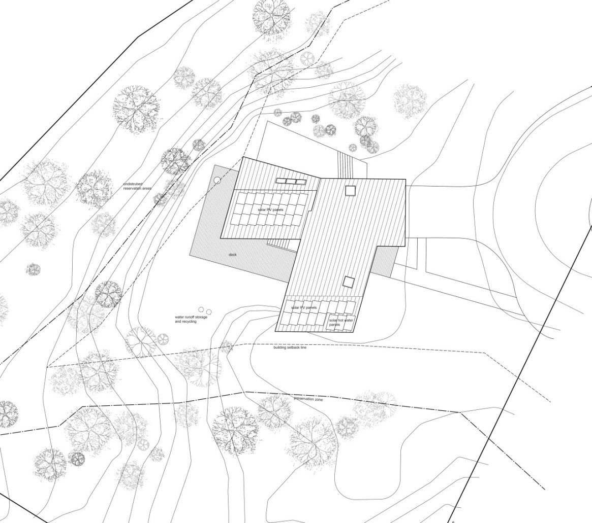 tung house site plan