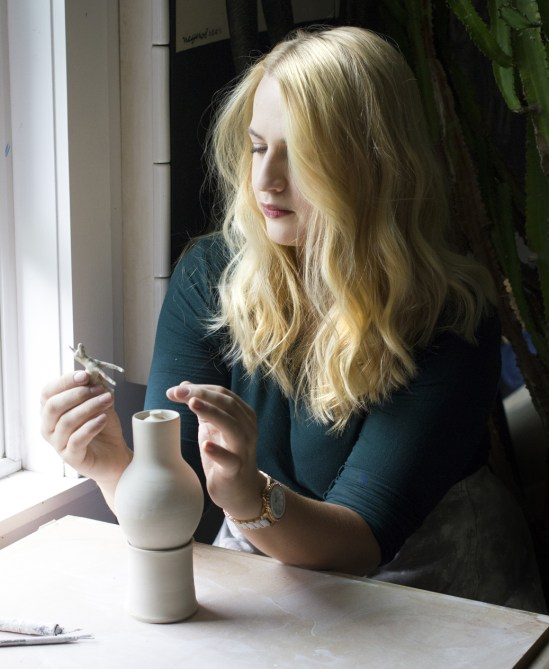 Recent Artist-in-Residence Jessica Detweiler