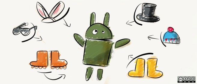 android personalizar