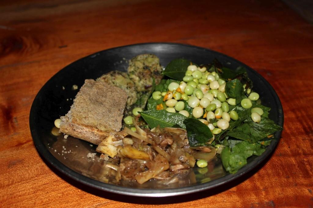 Jackfruit Barbeque