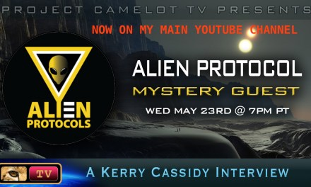 ALIEN PROTOCOLS MYSTERY GUEST – INTERVIEW