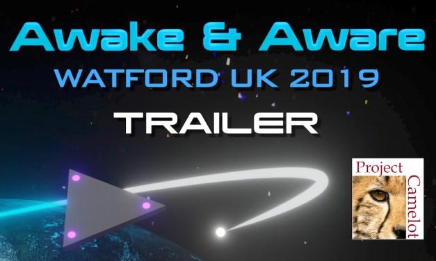 AWAKE & AWARE UK 2019 FOOTAGE NOW AVAILABLE TO STREAM