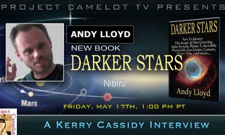 ANDY LLOYD – DARKER STARS RE PLANET X AND OTHER PLANETOIDS