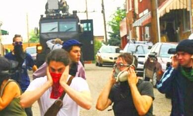 Blinding Civil Unrest Weapons