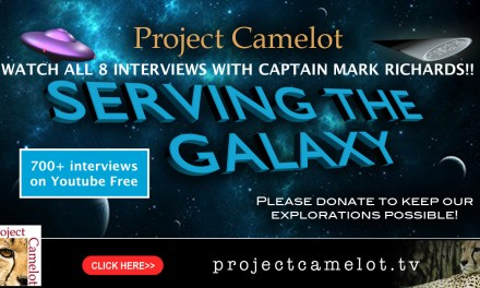 Mark Richards – Captain Secret Space Program all 8 interviews