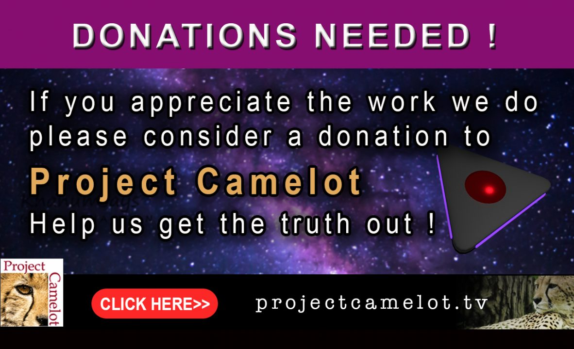 PROJECT CAMELOT NEWSLETTER