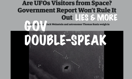 PENTAGON REPORT LEAKED:  ALIEN CRAFT 70 YEARS OF SECRECY CONTINUES