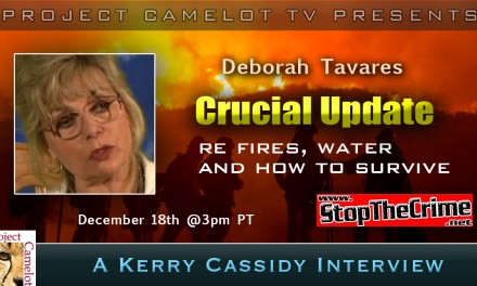 DEBORAH TAVARES :   FIRES, WATER AND HOW TO SURVIVE