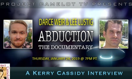 ABDUCTION DOCUMENTARY An interview with Lee Lustig and Darce Weir