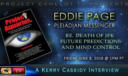 EDDIE PAGE:  PLEIADIAN MESSENGER – INTERVIEW ONE