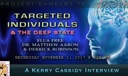 TARGETED INDIVIDUALS – ELLA FREE, DR. AARON & DERRICK ROBINSON