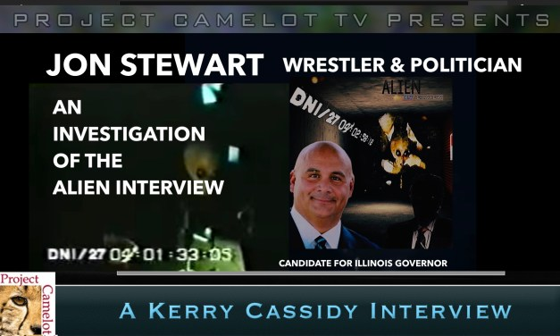 JON STEWART:  ANOTHER LOOK AT THE VICTOR ALIEN INTERVIEW
