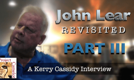 JOHN LEAR REVISITED – PART THREE OF THREE