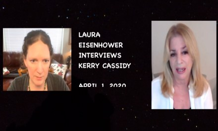 KERRY INTERVIEWED BY LAURA EISENHOWER RE CV, LOCKDOWN, ET INTERVENTION AND MORE