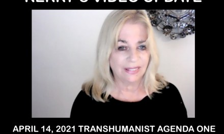 KERRY'S VIDEO BLOG:  TRANSHUMANIST AGENDA, COVID & AI
