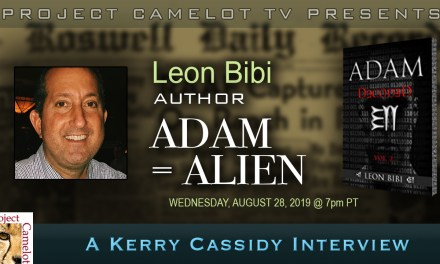 LEON BIBI :  ORIGINS OF HUMANITY : ADAM=ALIEN