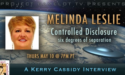 MELINDA LESLIE RE CONTROLLED DISCLOSURE