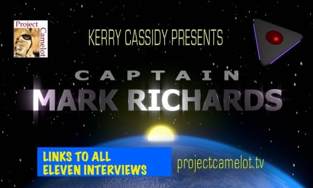 Captain Mark Richards:  the Secret Space Program all 11 interviews