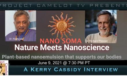 NANO SOMA :  UPDATE WITH TESTIMONIALS : DR. RAGHU AND DR. RICHARD PRESSER