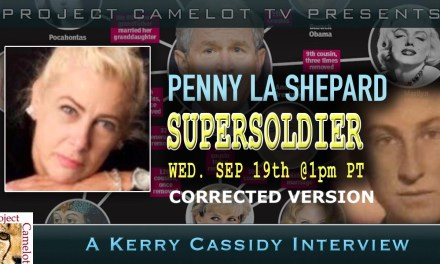 PENNY LA SHEPARD – SUPERSOLDIER