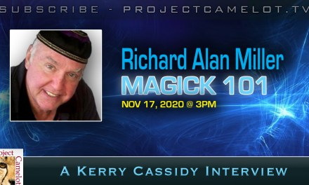 DR. RICHARD ALAN MILLER :  MAGICK 101