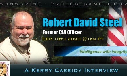 ROBERT DAVID STEELE:  FORMER CIA OFFICER INTERVIEW BY KERRY CASSIDY