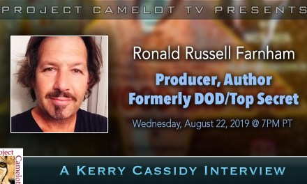 Ronald Russell Farnham – Former DOD/Top Secret, Producer/Author