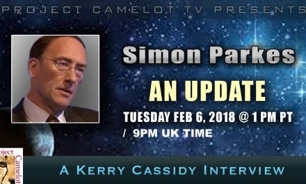 SIMON PARKES:  AN UPDATE ON CURRENT EVENTS