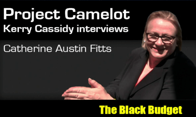 BLACK BUDGET: An Interview with Catherine Austin Fitts